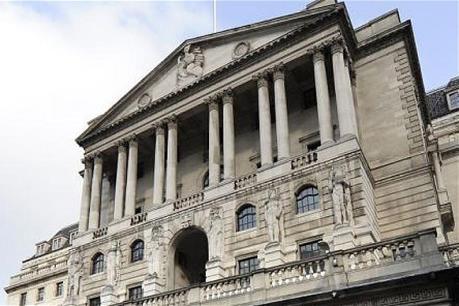 BOE giữ nguyên lãi suất ở mức thấp kỷ lục