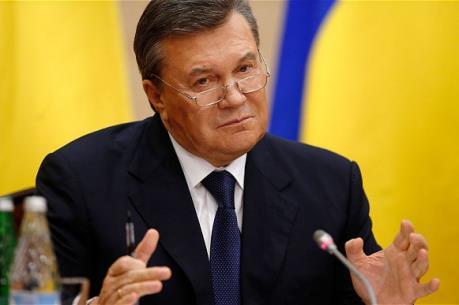 Ukraine xem xét dự luật tịch thu tài sản cựu Tổng thống Yanukovich ở nước ngoài