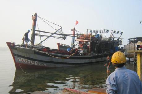 Thông tin mới nhất về số phận ngư dân nghi bị mất tích ở vùng biển Thái Lan