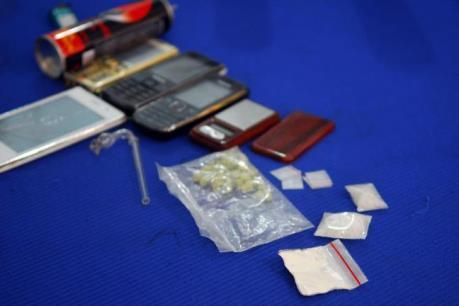 Kiểm tra khách sạn, phát hiện hàng chục đối tượng sử dụng ma túy