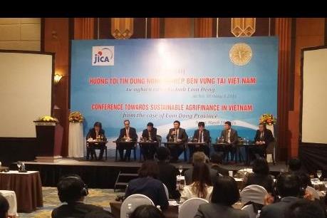 JICA hỗ trợ Việt Nam xây dựng mô hình tín dụng nông nghiệp bền vững