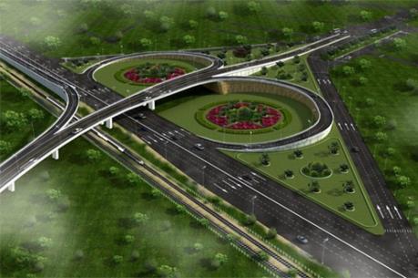 Tuyến đường vành đai thành phố Thanh Hóa sẽ được bàn giao vào tháng 6
