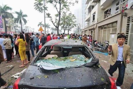 Vụ nổ tại khu đô thị Văn Phú – Hà Đông: Bộ Công an thông tin chính thức