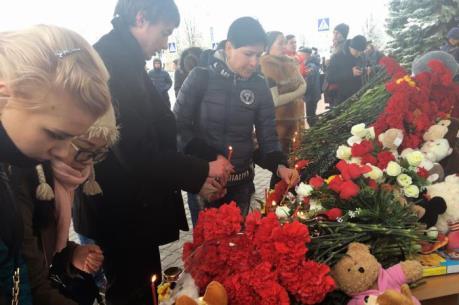 Vụ rơi máy bay ở Nga: Flydubai bồi thường 20.000 USD/nạn nhân