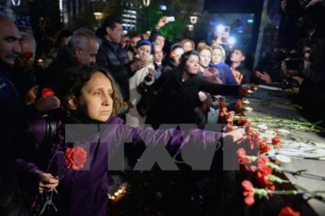 Vụ đánh bom tại Thổ Nhĩ Kỳ: đa số nạn nhân là người Israel
