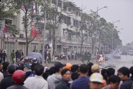 Vụ nổ ở Hà Đông: Nhiều nạn nhân qua nguy kịch