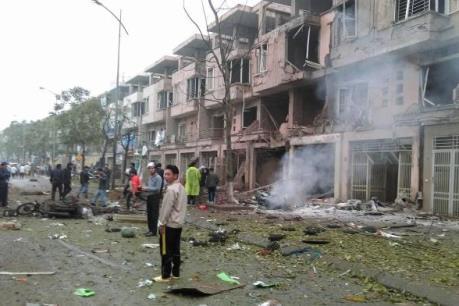 Kết quả điều tra vụ nổ ở Hà Đông: Phát hiện nhiều vật liệu dùng chế tạo bom