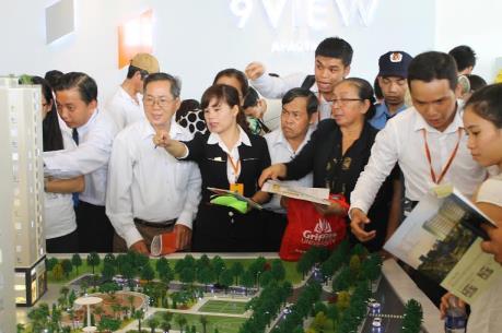 Bất động sản Tp. Hồ Chí Minh: Khu Đông nhộn nhịp dự án đầu năm