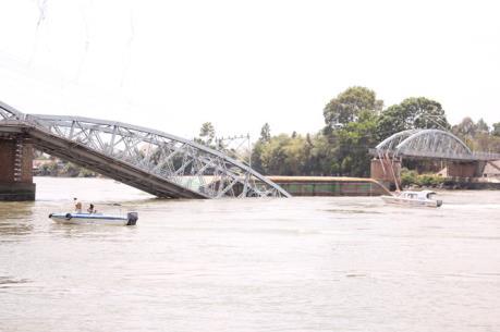 Vụ sập cầu Ghềnh: Ngành đường sắt thực hiện nhiều giải pháp khắc phục
