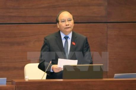 Phó Thủ tướng Nguyễn Xuân Phúc yêu cầu khẩn trương khắc phục sự cố sập cầu Ghềnh