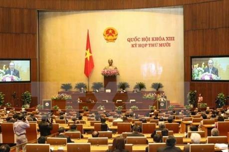 Kỳ họp thứ 11, Quốc hội khóa XIII chính thức khai mạc vào ngày mai 21/3