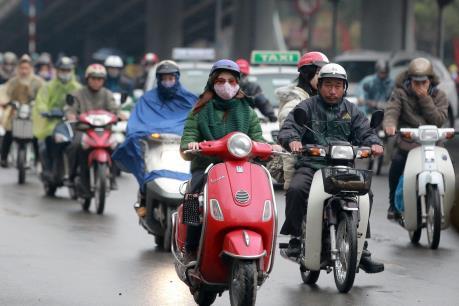 Dự báo thời tiết 3 ngày tới: Không khí lạnh sẽ ảnh hưởng đến các tỉnh phía Đông Bắc Bộ