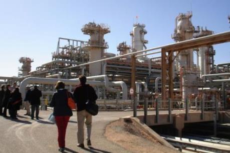 BP và Statoil rút nhân viên khỏi hai mỏ khí đốt tại Algeria