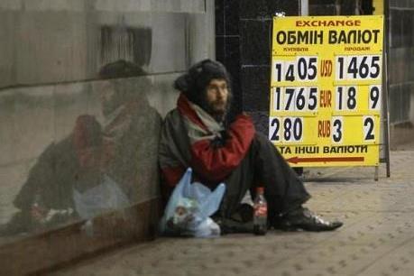 Nga: Tỉ lệ nghèo ở mức cao nhất trong 9 năm do khủng hoảng