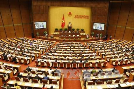 Kỳ họp thứ 11, Quốc hội khóa XIII: Bắt đầu kiện toàn nhân sự lãnh đạo Nhà nước
