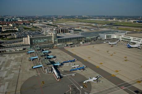 Đánh bom khủng bố tại Bỉ: Phát hiện đai bom chưa nổ ở sân bay