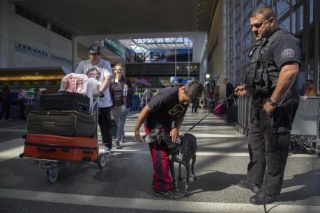 Đánh bom khủng bố tại Bỉ: Phát hiện quả bom thứ 3 chưa nổ tại sân bay Zaventem
