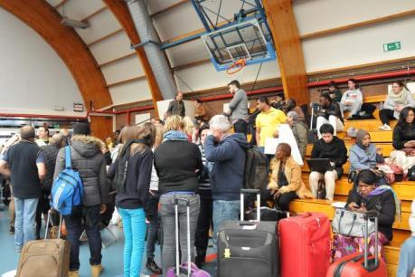 Đánh bom khủng bố tại Bỉ: An ninh giao thông toàn cầu thắt chặt