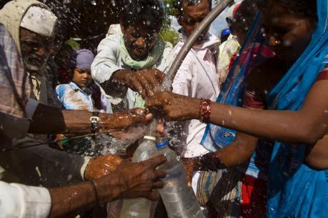 Ấn Độ: Hơn 75 triệu người không được tiếp cận nước sạch