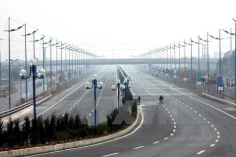 Thí điểm xe khách tuyến trung tâm Hà Nội - Sân bay Nội Bài