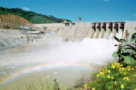 Các nhà máy thủy điện sông Sê San hoạt động không hết công suất