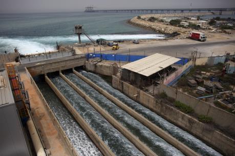 Cuộc cách mạng về nước và kinh nghiệm chống hạn của Israel