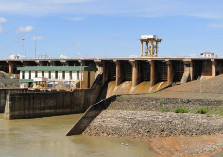 Thủy điện Cần Đơn xả nước cứu hạn