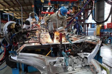 Chỉ số giá sản xuất hàng công nghiệp quý I giảm 0,73%