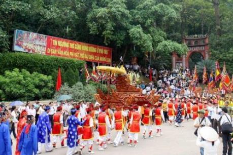 Kiểm soát chặt hoạt động kinh doanh dịch vụ dịp Lễ hội Đền Hùng 2016
