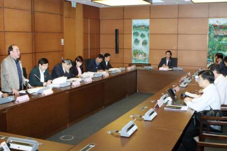 Kỳ họp thứ 11, Quốc hội khóa XIII: Đề xuất nhiều giải pháp phát triển kinh tế - xã hội