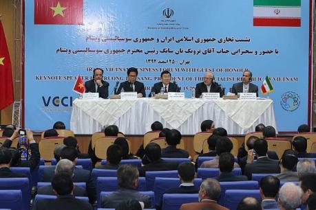 Nhiều doanh nghiệp Iran quan tâm tới thị trường Việt Nam