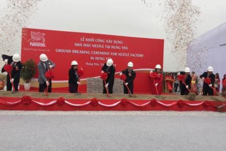 Nestlé Việt Nam vươn ra thị trường miền Bắc