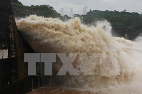 Lào xả nước ứng cứu hạn hán phía hạ nguồn sông Mekong