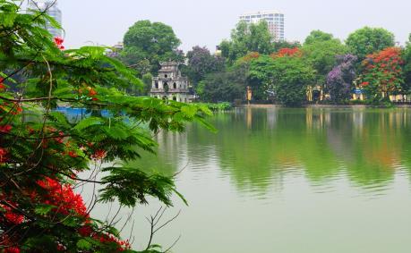 Hà Nội lấy ý kiến về việc xây ga tàu điện ngầm ở Bờ Hồ