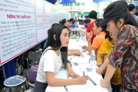 TP. Hồ Chí Minh cần tuyển 25.000 lao động dịp nghỉ lễ tháng 4/2016