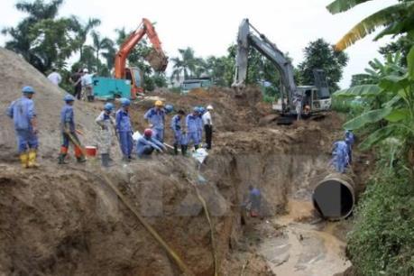 Viwasupco phản hồi về việc  chọn nhà thầu Trung Quốc  cho tuyến nước Sông Đà giai đoạn 2