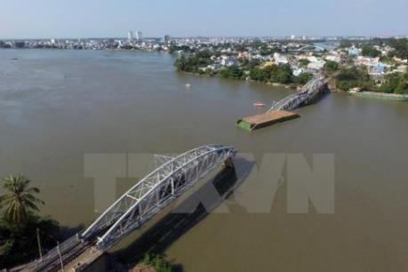 Nhiều giải pháp cấp bách bảo vệ kết cấu giao thông đường thủy, đường sắt