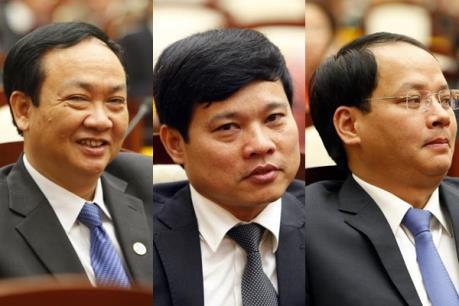 Phê chuẩn kết quả bầu chức vụ Phó Chủ tịch UBND TP Hà Nội