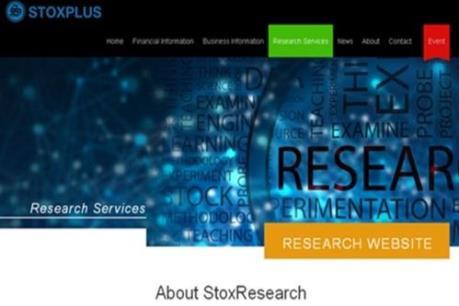 StoxPlus cung cấp Hệ thống FiinPro® cho báo Việt Nam News