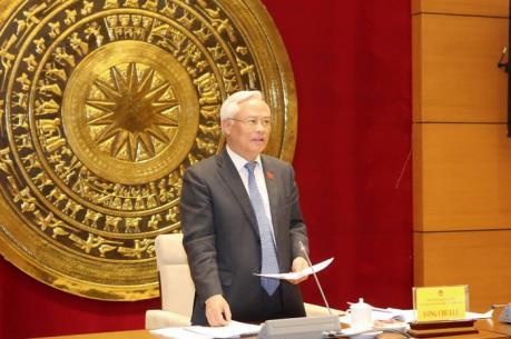 Bầu cử ĐBQH khóa XIV: Bảo đảm cuộc bầu cử diễn ra dân chủ, bình đẳng, đúng luật và an toàn