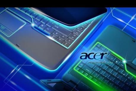 Lợi nhuận của Acer sụt giảm mạnh năm 2015