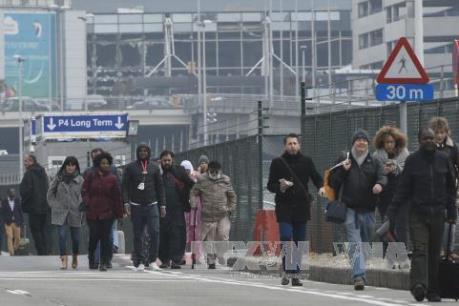 Hậu khủng bố tại Bỉ: Du khách ngại ngần tới Brussels