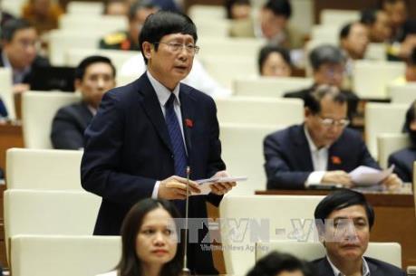 Thông cáo số 6 kỳ họp thứ 11, Quốc hội khóa XIII