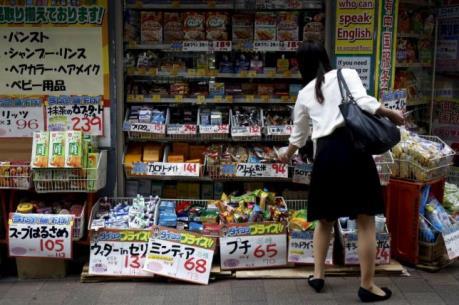 Nhật Bản cân nhắc các biện pháp kích thích trị giá trên 5.000 tỷ yen