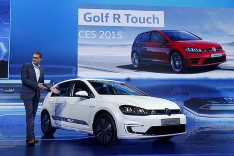 Volkswagen thu hồi hàng nghìn xe thân thiện với môi trường