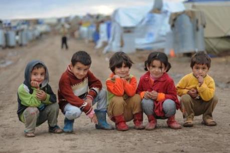 Khủng hoảng di cư và những câu chuyện buồn về trẻ em