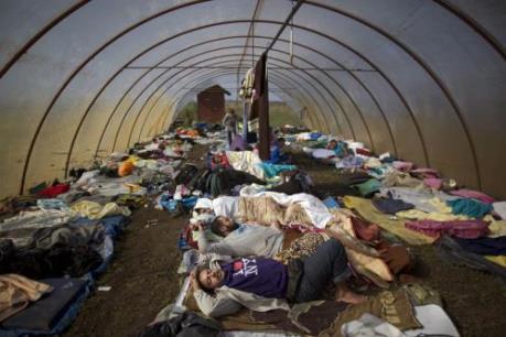Khủng hoảng di cư: Các quốc gia giàu có mới chỉ tiếp nhận hơn 1% người tị nạn Syria