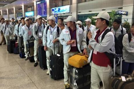 Hàn Quốc khuyến khích người cư trú bất hợp pháp tự nguyện hồi hương