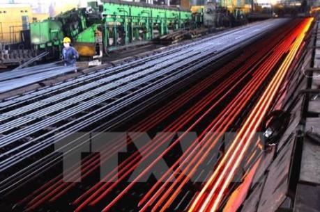 Ấn Độ đặt mục tiêu sản xuất 300 triệu tấn thép năm 2025