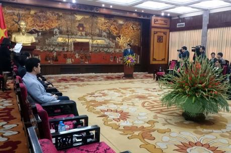Samsung đầu tư 300 triệu USD xây dựng Trung tâm Nghiên cứu tại Hà Nội